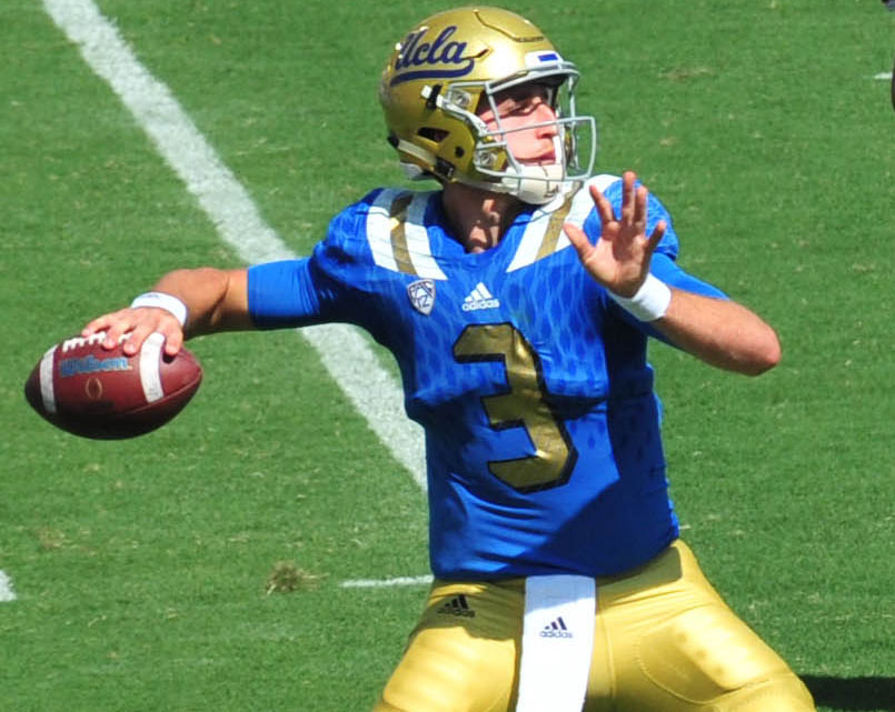 44e968423 Josh Rosen was a standout for three years at UCLA before being drafted by  the Arizona Cardinals in this year's NFL Draft. He is scheduled to make his  first ...