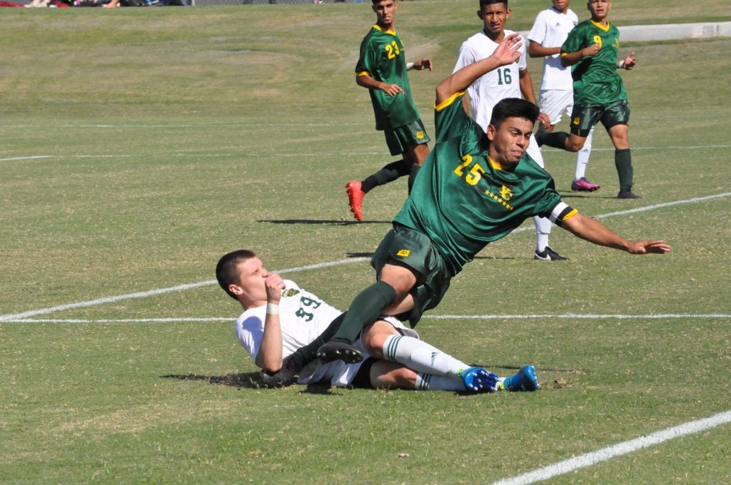 Roughrider Soccer Shuts Out Scottsdale Community College Signals Az