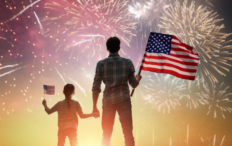 July 4th Fireworks and Celebration in Prescott Valley | Signals AZ