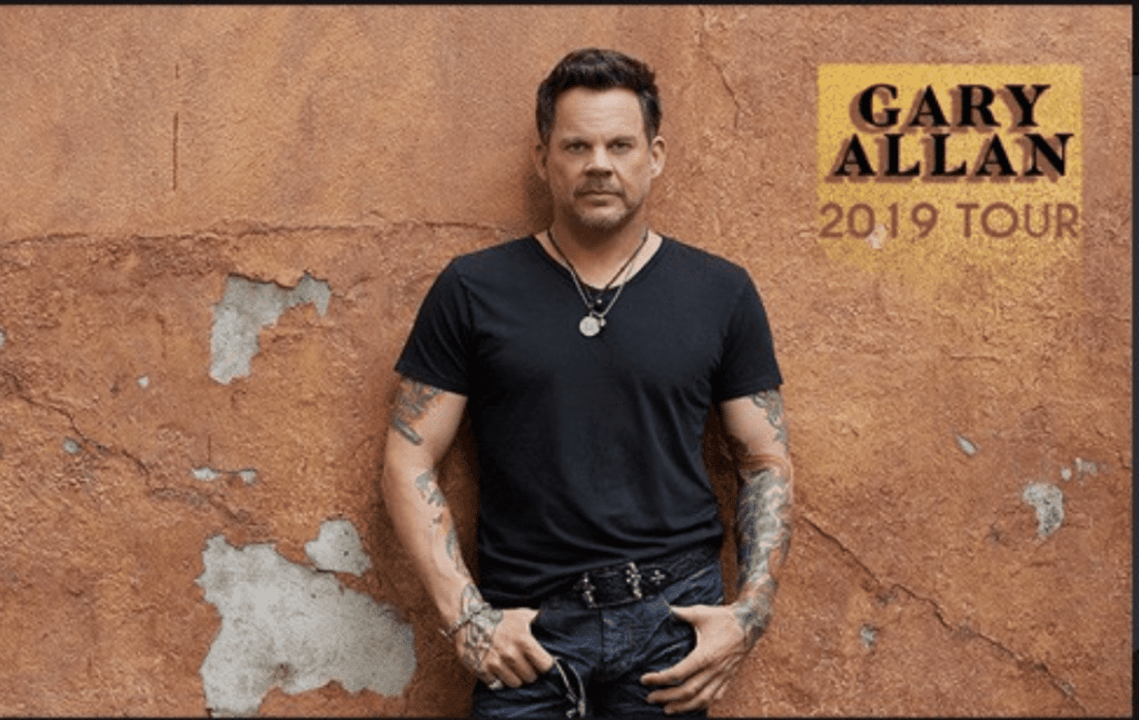 Country Music Star Gary Allan Coming to Findlay Toyota