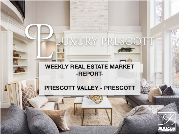 Weekly Real Estate Market Report For Prescott Valley and Prescott – November 13, 2019 - Signals AZ