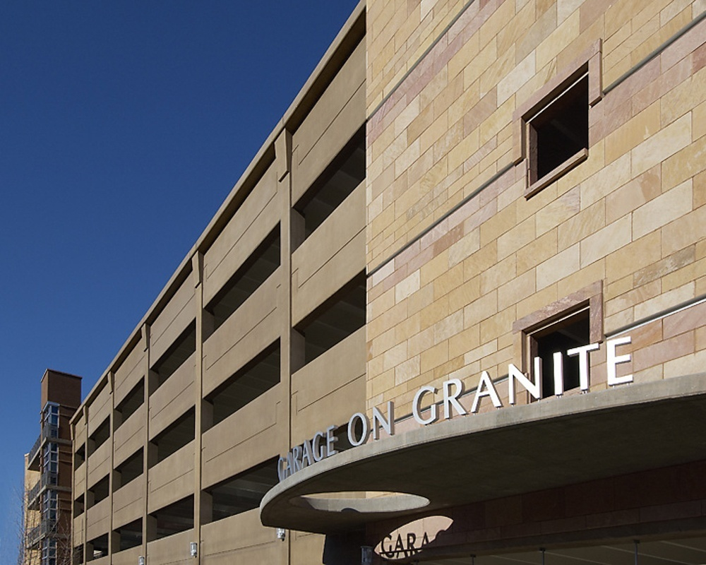 City of Prescott Granite Street Parking Garage Closed Wednesday, November 20 - Signals AZ
