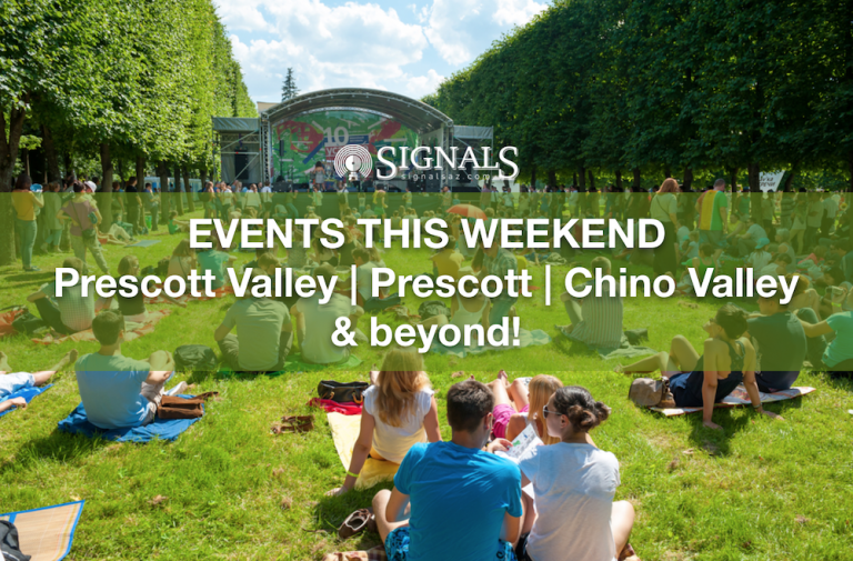 Events This Weekend in Prescott Valley, Prescott, Chino Valley and Beyond – November 15, 16, 17 - Signals AZ