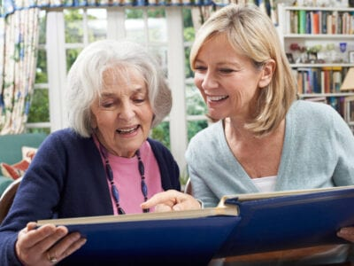 Making Meaning in Memory Care