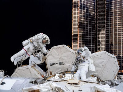 Keeping Racers Cool: From NASA Spacesuit Research to Racing Suit Underwear