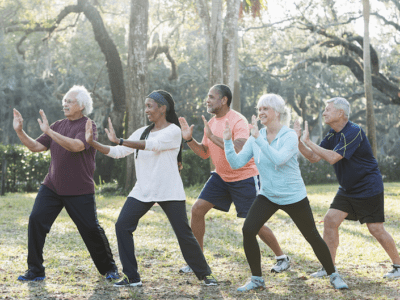 Is Tai Chi the Perfect Low-Impact Activity for Seniors?