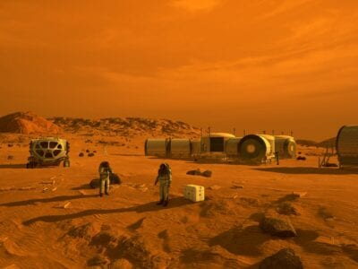 Destination Mars: Elon Musk's Plan to Colonize Space Starts with Test Flight this Month