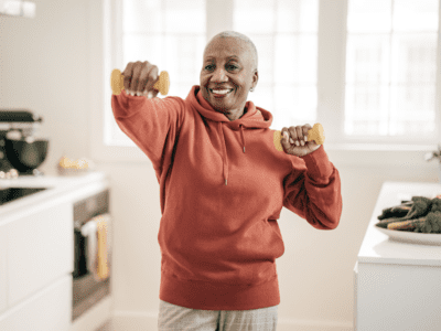 How to Keep Your Muscles Strong as You Get Older
