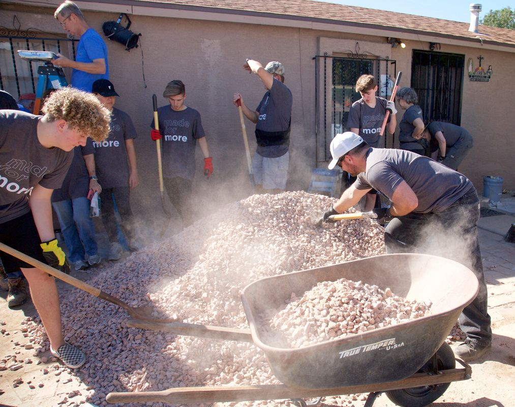 Volunteers/sponsors needed for Chandler's Make a Difference Day signals az